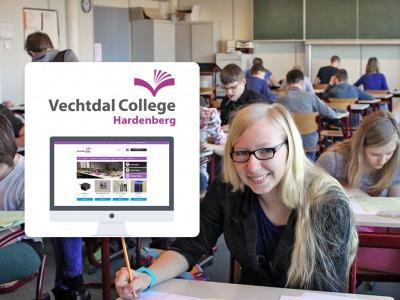 TL-leerlingen Vechtdal College Hardenberg zetten in op ondernemerschap
