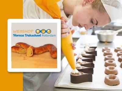 Horeca Vakschool Rotterdam opent webshop