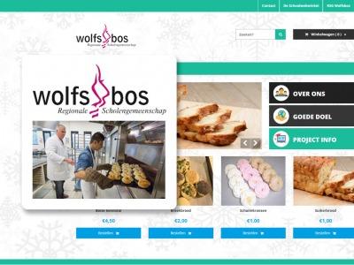 D&P leerlingen maken webshop voor bakkerij