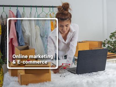 "MBO keuzedeel ""Online Marketing en E-commerce"" is nog leuker met Schoolwebwinkel.nl"