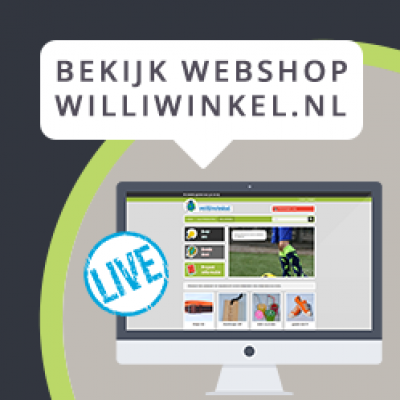 Bekijk de webshop van Willibrordus!